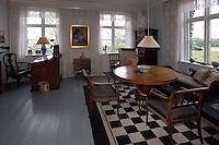 Daenemark, Seeland, Karen Blixen Museum in Rungsted bei Kopenhagen