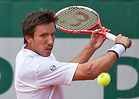 Paris, France, 25 June, 2016, Tennis, Roland Garros,  Igor Sijsling (NED)<br /> Photo: Henk Koster/tennisimages.com