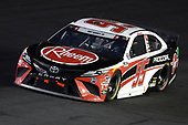 CONCORD, NORTH CAROLINA - MAY 24: Christopher Bell, driver of the #95 Rheem Toyota, drives during the NASCAR Cup Series Coca-Cola 600 at Charlotte Motor Speedway on May 24, 2020 in Concord, North Carolina. (Photo by Chris Graythen/Getty Images)