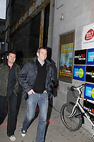 October 31, 2007  - montreal, Quebec, CANADA - GAROU arrive at the club soda for an album launch