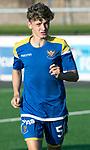 St Johnstone FC….Season 2019-20 <br />Jordan Northcott<br />Picture by Graeme Hart. <br />Copyright Perthshire Picture Agency<br />Tel: 01738 623350  Mobile: 07990 594431