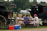 Picnic UK Cartier International Polo at the Guards Club Smiths Lawn  Windsor Great Park Egham Surrey England 2000s 2006