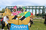 April 11, 2015: Arkansas Derby Day Scenery at Oaklawn Park in Hot Springs, AR. Justin Manning/ESW/CSM