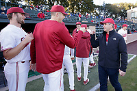 Stanford, CA - March 23, 2018:  Stanford Baseball hosts USC in its Pac-12 Opener at Sunken Diamond.  Stanford won the game 5-1.