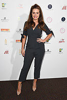 Rachel Shenton<br /> at the Arts for India charity event at BAFTA, London<br /> <br /> ©Ash Knotek  D3403  24/05/2018