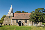 All Saints Church, Mountfield Kent UK.