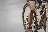 Jolien Verschueren (BEL/Telenet-Fidea) after finishing<br /> <br /> Women's Race<br /> UCI 2017 Cyclocross World Championships<br /> <br /> january 2017, Bieles/Luxemburg