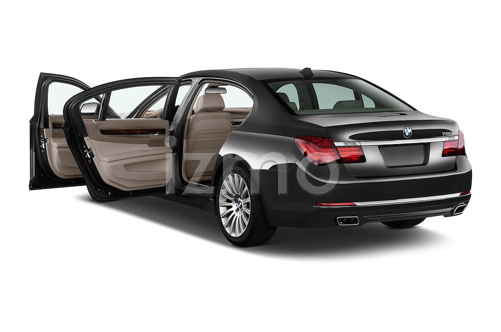 2013 BMW 7 Series 4dr Rear-Wheel Drive Sedan 750Li