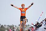 Davide Rebellin (ITA) CCC Sprandi Polkowice wins Stage 3 of the 2015 Presidential Tour of Turkey running 165.3km from Kemer to Elmali. 28th April 2015.<br /> Photo: Tour of Turkey/Mario Stiehl/www.newsfile.ie