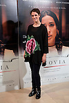 """Ruth Gabriel attends the tribute to Lorca with a dramatic reading of his play """"Bodas de Sangre"""" by the team of the movie """"La novia"""" and the Cervantes Institute in Madrid, January, 2016<br /> (ALTERPHOTOS/BorjaB.Hojas)"""