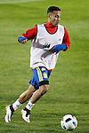 Spain's Thiago Alcantara during training session. March 21,2016. (ALTERPHOTOS/Acero)