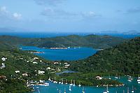 Coral Bay St. John<br /> U.S. Virgin Islands