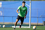 Getafe CF's Miguel Angel Rubio during training session. August 6, 2021.(ALTERPHOTOS/Acero)
