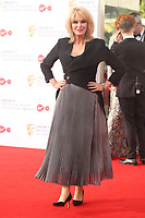 Joanna Lumley<br />  arriving at the Bafta Tv awards 2017. Royal Festival Hall,London  <br /> ©Ash Knotek