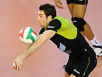 Cristian Savani<br /> Roma 6/4/2008 Lega Volley Serie A<br /> M Roma Volley Famigliulo Corigliano - pallavolo (3-2)<br /> Foto Andrea Staccioli Insidefoto