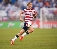 Brek Shea.  The United States defeated El Salvador, 5-1, during the quarterfinals of the CONCACAF Gold Cup at M&T Bank Stadium in Baltimore, MD.