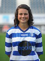 K AA Gent Ladies : Laura Van Calenberg<br /> foto Dirk Vuylsteke / nikonpro.be