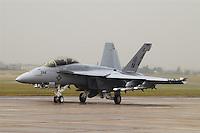 - USA fighter aircraft  F 18 Super Hornet ....- aereo da caccia USA F 18 Super Hornet
