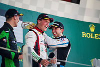 Porsche GT3 Cup Challenge Canada<br /> Formula 1 Grand Prix Du Canada<br /> Circuit Gilles Villeneuve, Montreal, QB CAN<br /> Sunday 11 June 2017<br /> 9, Scott Hargrove, GT3CP, CAN, 2017 Porsche 991<br /> World Copyright: Nick Busato<br /> LAT Images
