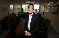 June 27, 2016. I San Diego, CA. USA. |Adam Werner is a certified financial planner and current president of the NextGen chapter of the Financial Planning Association of San Diego.  |Photos by Jamie Scott Lytle. Copyright.