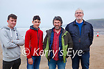 Ballybunion Races : Attending Ballybunion races on Saturday last were Dylan Fitzgerald, Tim & Brendan O'Connor & James Collins.
