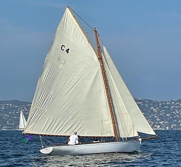 Jap on her way to a classic victory in St Tropez