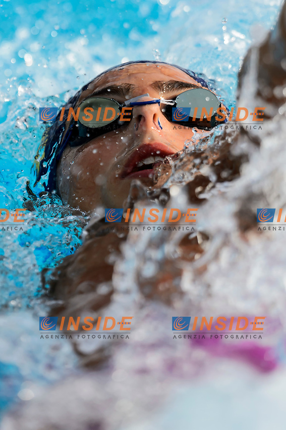 Jacopo Bietti ITA Men's 200m Backstroke <br /> Roma 25-06-2017 Stadio del Nuoto Foro Italico <br /> FIN 54mo Trofeo Sette Colli 2017 Internazionali d'Italia<br /> Photo Andrea Staccioli/Deepbluemedia/Insidefoto