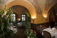 Europe/République Tchèque/Prague: Restaurant . U Maliru, Maltezske Namesti [Non destiné à un usage publicitaire - Not intended for an advertising use]