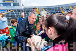 Kerry Manager Peter Keane at the Kerry GAA Open Day Meet and Greet, at Fitzgerald Stadium, Killarney on Saturday last.