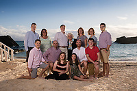 Melanie Staley family