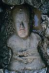 Olmec; El Manati; Wooden Busts, Mexico