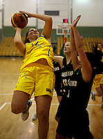 100917 - FIBA Oceania Women's U18 Championship - NZ v Australia