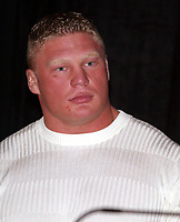 Brock Lesner  2002                                         Photo By John Barrett/PHOTOlink