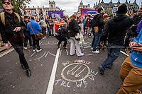 01.06.2013 - UAF Demo Against BNP March