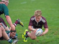 140421 Rugby - Junior All Blacks Trials