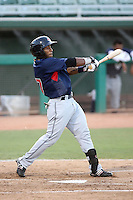 Henry Dunn - AZL Indians - 2010 Arizona League. .Photo by:  Bill Mitchell/Four Seam Images..