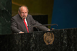 General Assembly Seventy-first session, 33rd plenary meeting<br /> 1. Report of the International Court of Justice [item 70] (a) Report of the International Court of Justice (A/71/4) (b) Report of the Secretary-General (A/71/339) <br /> 2. Organization of work, adoption of the agenda and allocation of items: second report of the General Committee (A/71/250/Add.1) [item 7] <br /> 3. Programme planning: report of the Fifth Committee (A/71/545) [item 135]<br /> 4. Review of the efficiency of the administrative and financial functioning of the United Nations; Report on the activities of the Office of Internal Oversight Services: report of the Fifth Committee (A/71/548) [items 133 and 144]