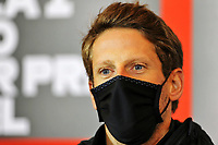 8th October 2020, Nuerburgring, Nuerburg, Germany; FIA Formula 1 Eifel Grand Prix;  8 Romain Grosjean FRA, Haas F1 Team