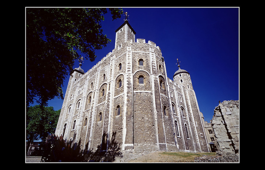 Tower of London (Built circa 1078) - London