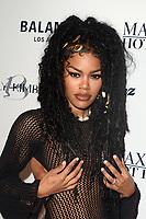 LOS ANGELES - JUL 13:  Teyana Taylor at Maxim Hot 100 Event at The Highlight Room on July 13, 2021 in Los Angeles, CA