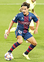 SD Huesca's Jaime Seoane during La Liga match. September 30,2020. (ALTERPHOTOS/Acero)<br /> Liga Spagna 2020/2021 <br /> Huesca Vs Atletico Madrid <br /> Photo Acero/Alterphotos / Insidefoto <br /> ITALY ONLY