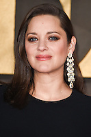 "Marion Cottilard<br /> at the ""Allied"" UK premiere, Odeon Leicester Square, London.<br /> <br /> <br /> ©Ash Knotek  D3202  21/11/2016"