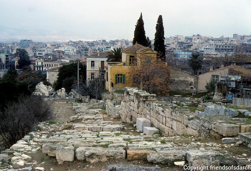 Athens: The Ancient Agora. Photo '82.