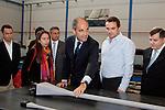 Inauguración de las nuevas instalaciones de Future Fibres en Valencia