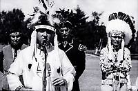 Montreal (QC) CANADA  - File photo -  first nation,