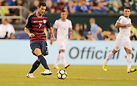 Philadelphia, PA - Wednesday July 19, 2017: Chris Pontius during a 2017 Gold Cup match between the men's national teams of the United States (USA) and El Salvador (SLV) at Lincoln Financial Field.