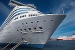 Finland, ocean liner, Helsinki, harbor, Baltic Sea, cruise ships, ships,