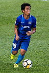 SC Kitchee Midfielder Ka Wai Lam in action during the Community Cup match between Kitchee and Eastern Long Lions at Mong Kok Stadium on September 23, 2017 in Hong Kong, China. Photo by Marcio Rodrigo Machado / Power Sport Images