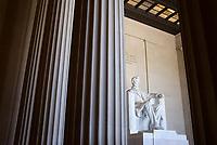Lincoln Memorial, National Mall, Washington D.C., USA
