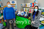 John and Olivia O'Keefe of Advanced Cleaning company, Farranfore